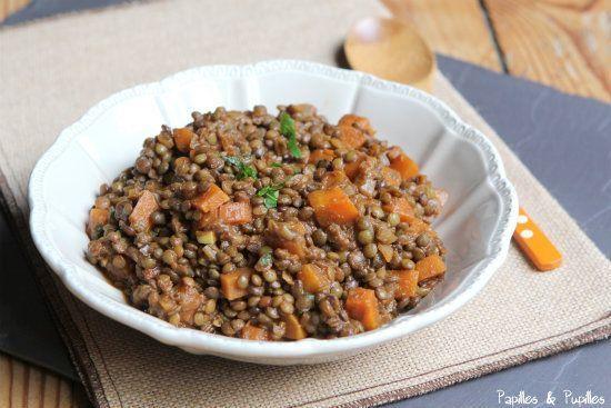 La ricetta tradizionale delle lenticchie in umido