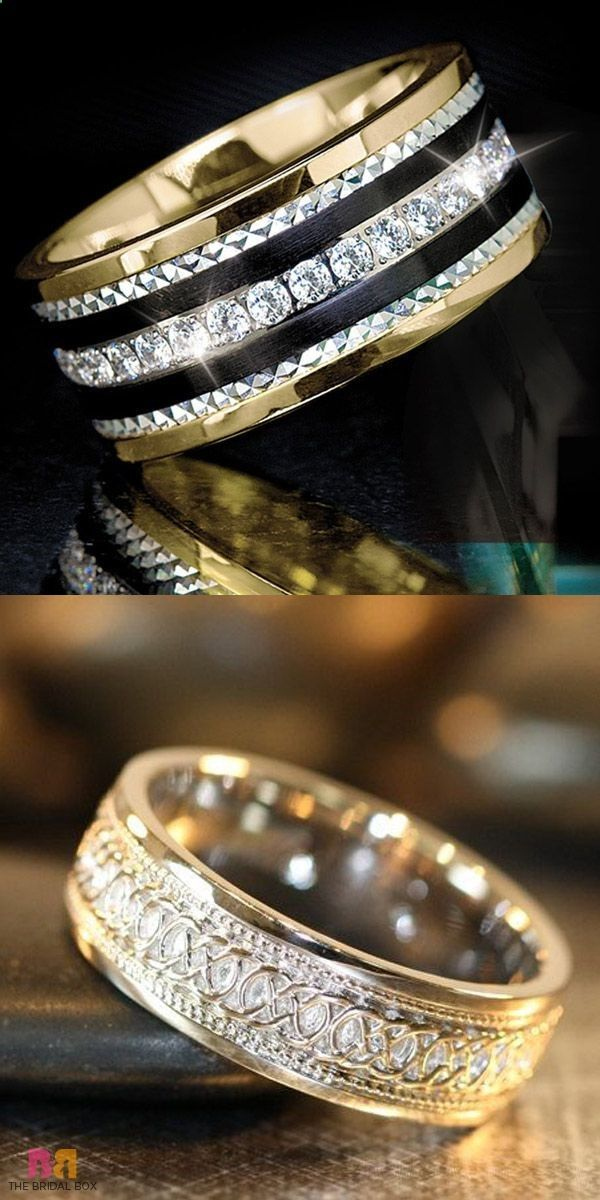 Marriage Rings 15 Gold Engagement Rings For Men That Are