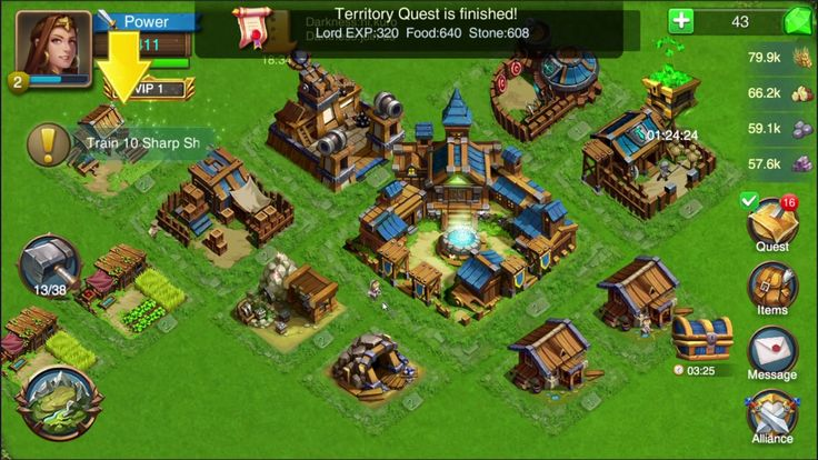Call of War RPG GAME play - Call of War is a Android Free to play Role Playing Multiplayer Game featuring a powerful creature dragon
