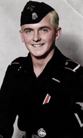 Waffen SS panzertruppe.