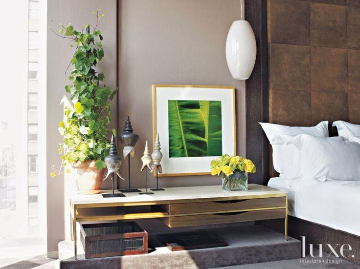 Green Modern Bathroom - luxesource.com