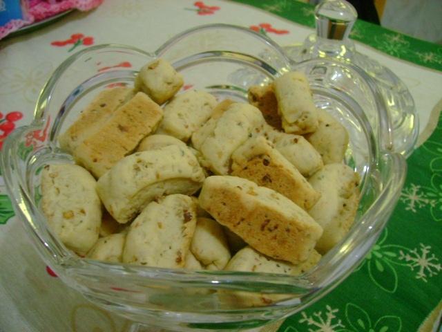 Biscoito de Creme de cebola