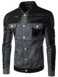 Mens Jackets & Outerwear - Cheap Leather Jackets For Men & Mens Winter Coats With Wholesale Prices on Sale | Sammydress.com Page 5