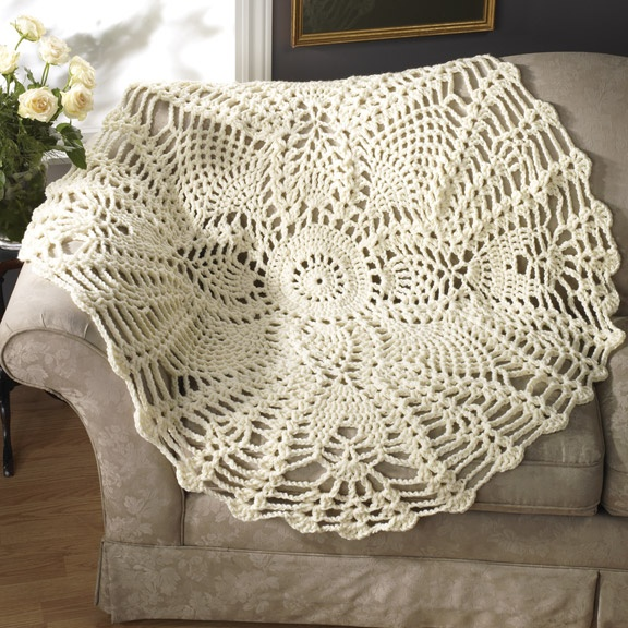200+ best Crochet Afghans: Round images on Pinterest | Crochet ...