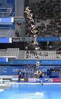 「美筋肉」17歳ダイバー板橋美波、封印していた「109C」披露…大技繰り出し7位 世界水泳女子高飛び込み - 産経ニュース #板橋美波 #飛び込み #世界水泳 #世界選手権 #女子 #産経ニュース #ブダペスト
