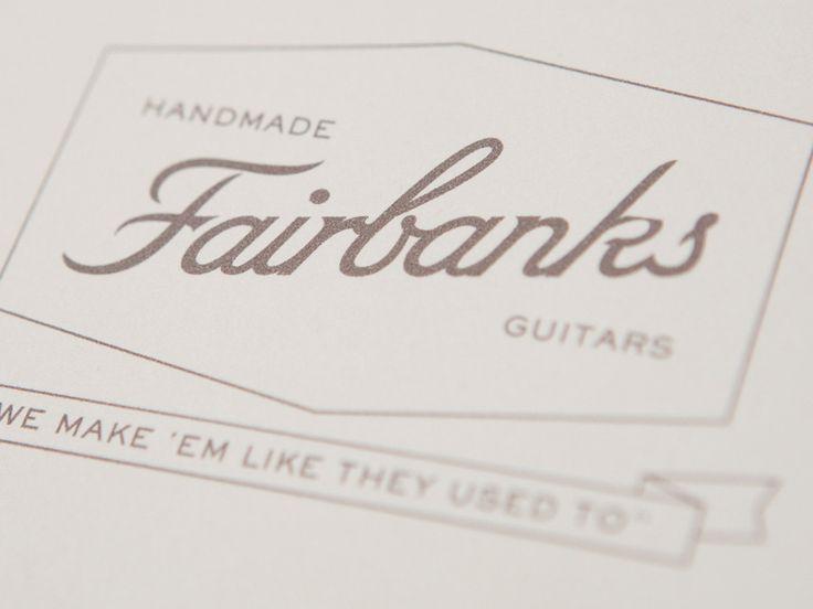 //: Design Inspiration, Taylors Studios, Blog Archives, Beautiful Types, Design Gráfico, Around The World, Fairbank Guitar, Austin Taylors, Beautiful Design