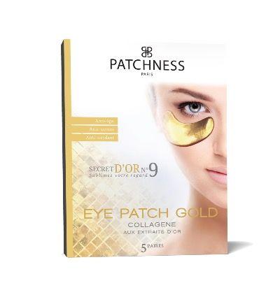 PAtchness_maska_zlatá