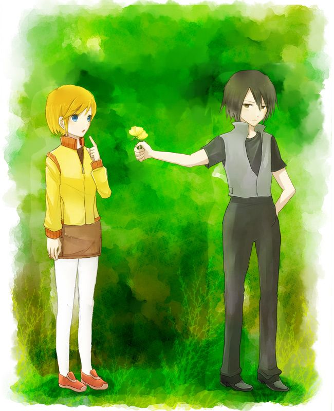 Kaoru & Luna
