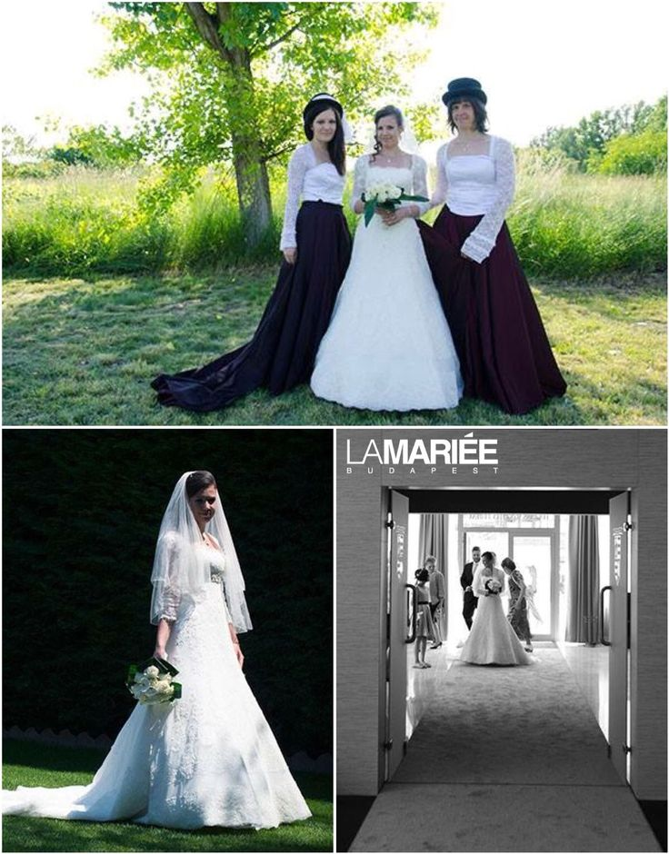 Brandie esküvői ruha - Pronovias 2015 - Vivien menyasszonyunk http://mobile.lamariee.hu/eskuvoi-ruha/pronovias-2015/brandie