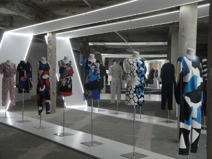 contemporary fashion designers' collections