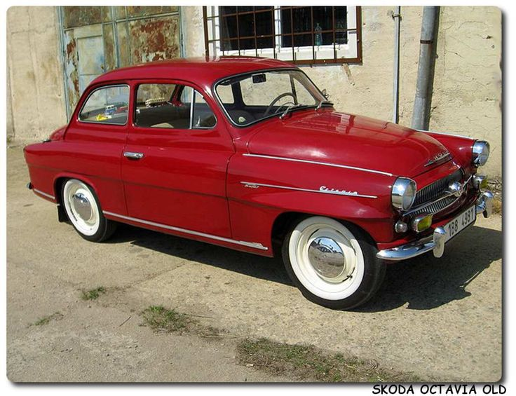 1959 Skoda Octavia Maintenance/restoration of old/vintage vehicles: the material for new cogs/casters/gears/pads could be cast polyamide which I (Cast polyamide) can produce. My contact: tatjana.alic@windowslive.com