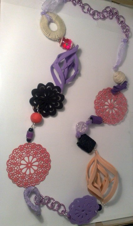 Necklace recycle