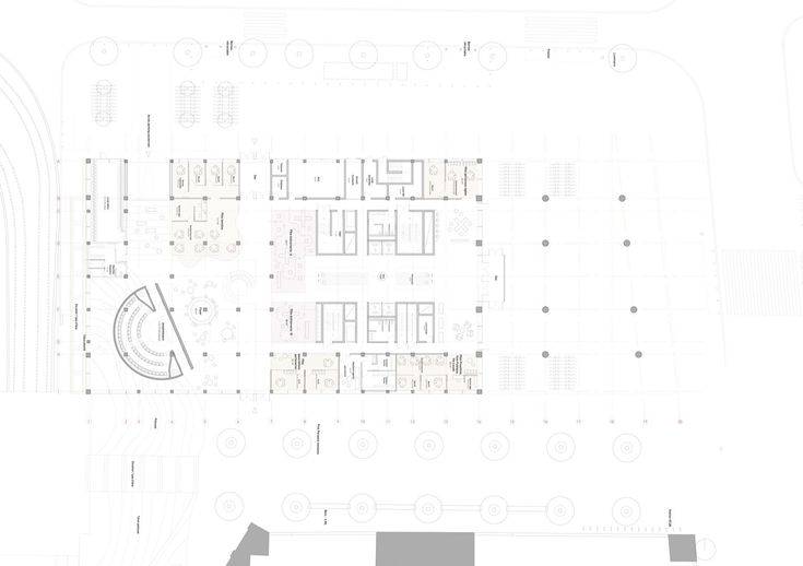 Gallery - City Municipal Office Complex / ECDM Architects - 4