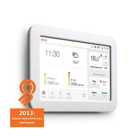 Toon® Revolutionary thermostat invites instant insight