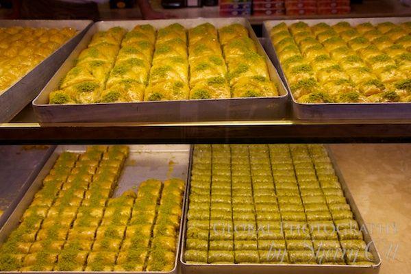 Турецкие рецепты торты