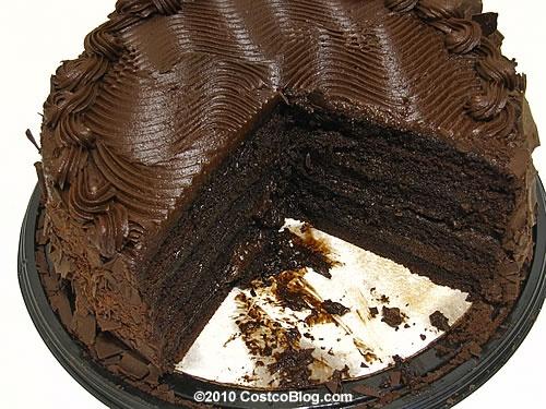 Costco Chocolate Sheet Cake Calories