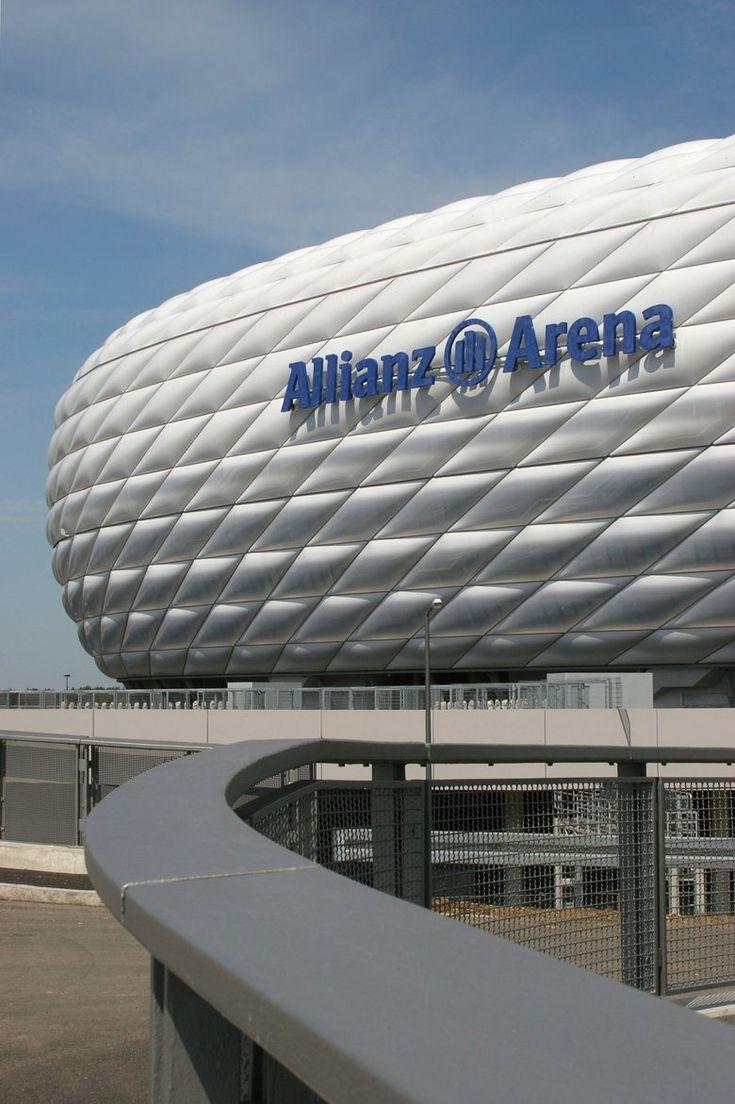 Allianz Arena, Munich, 2005 - Herzog