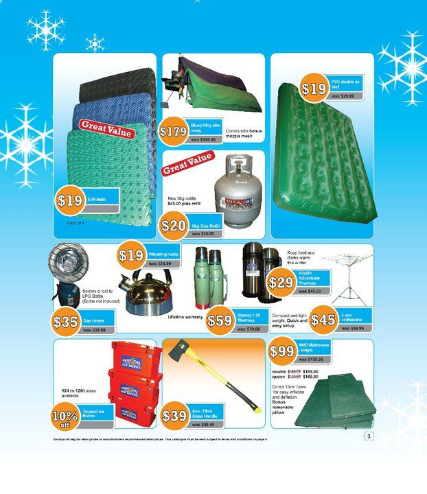 A page from Boots catalogue.