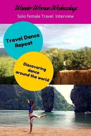 Discover & learn about the traditional dance in different countries with Travel Dance Repeat in her solo female travel interview on Wander Woman Wednesdays