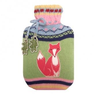 Wild Wood - Fox Hot Water Bottle