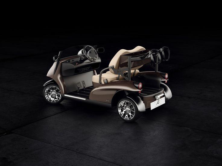 Garia Mansory Roadster