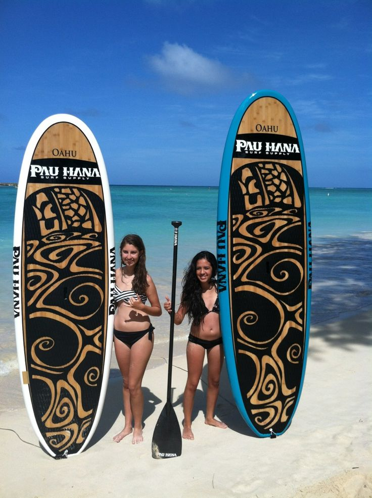 Pau Hana boards. Will have one of these soon! Just can't decide on white, teal, or orange.....
