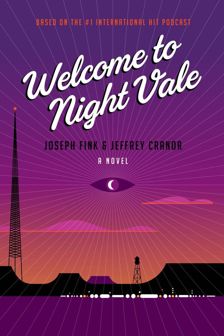 Welcome to Night Vale is the spookiest, funniest podcast on the net and now it's a book that manages the near impossible: balancing precisely on the single-molecule-thick line separating weir…