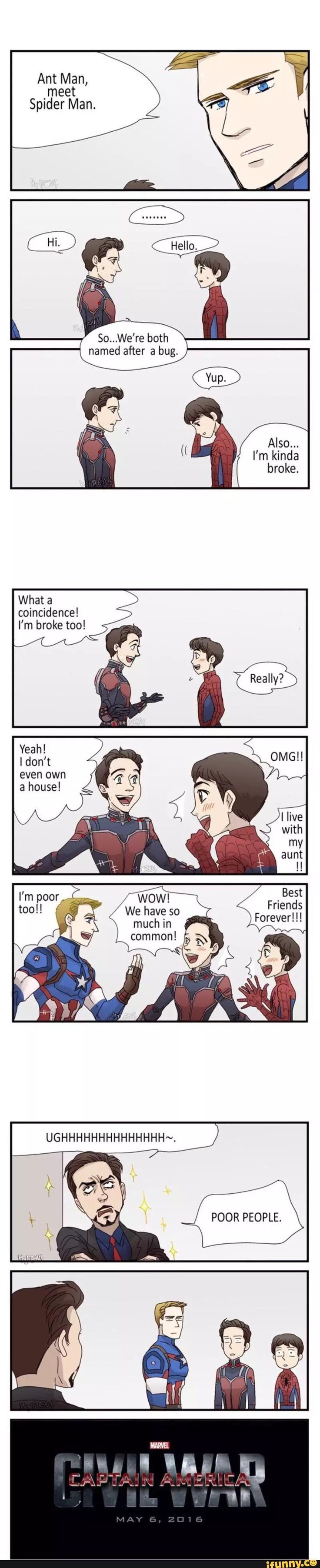 i prefer the other spiderman (from spiderman 2) TTuTT (Geek Stuff Marvel)