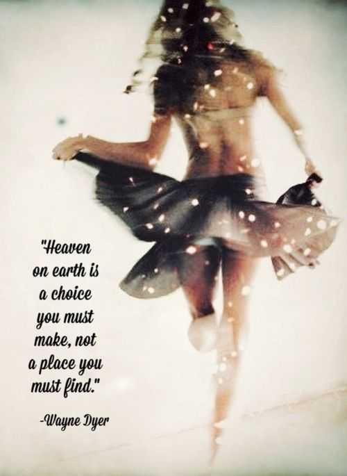 Heaven On Earth Quotes That Inspire Us Pinterest Quotes