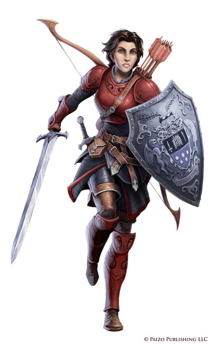 Pathfinder: Cressida Kroft by WillOBrien