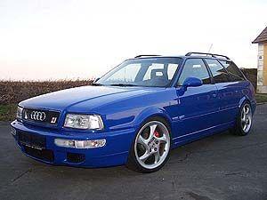 Audi RS2 on Turbo's