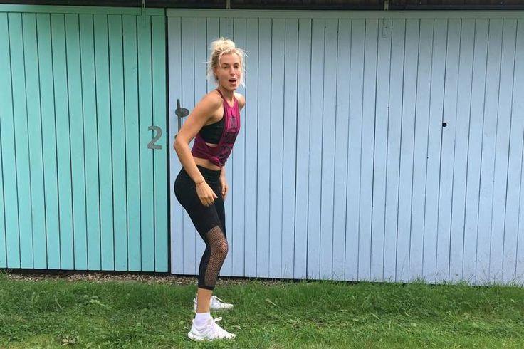 """Squats oder zu Deutsch """"Kniebeugen"""" sind eine wahre Wunderübung für Po, Oberschenkel und Waden. Hier sind typische Fehler - und wie du sie vermeidest"""