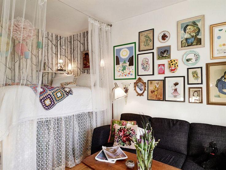 die besten 25+ hipster schlafzimmer dekor ideen auf pinterest, Schlafzimmer