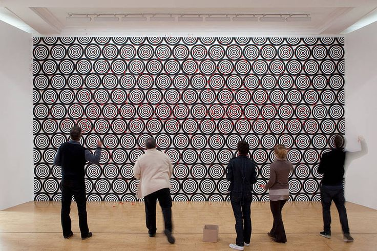 Interactive Dartboard Installation by Jacob Dahlgren – Fubiz Media