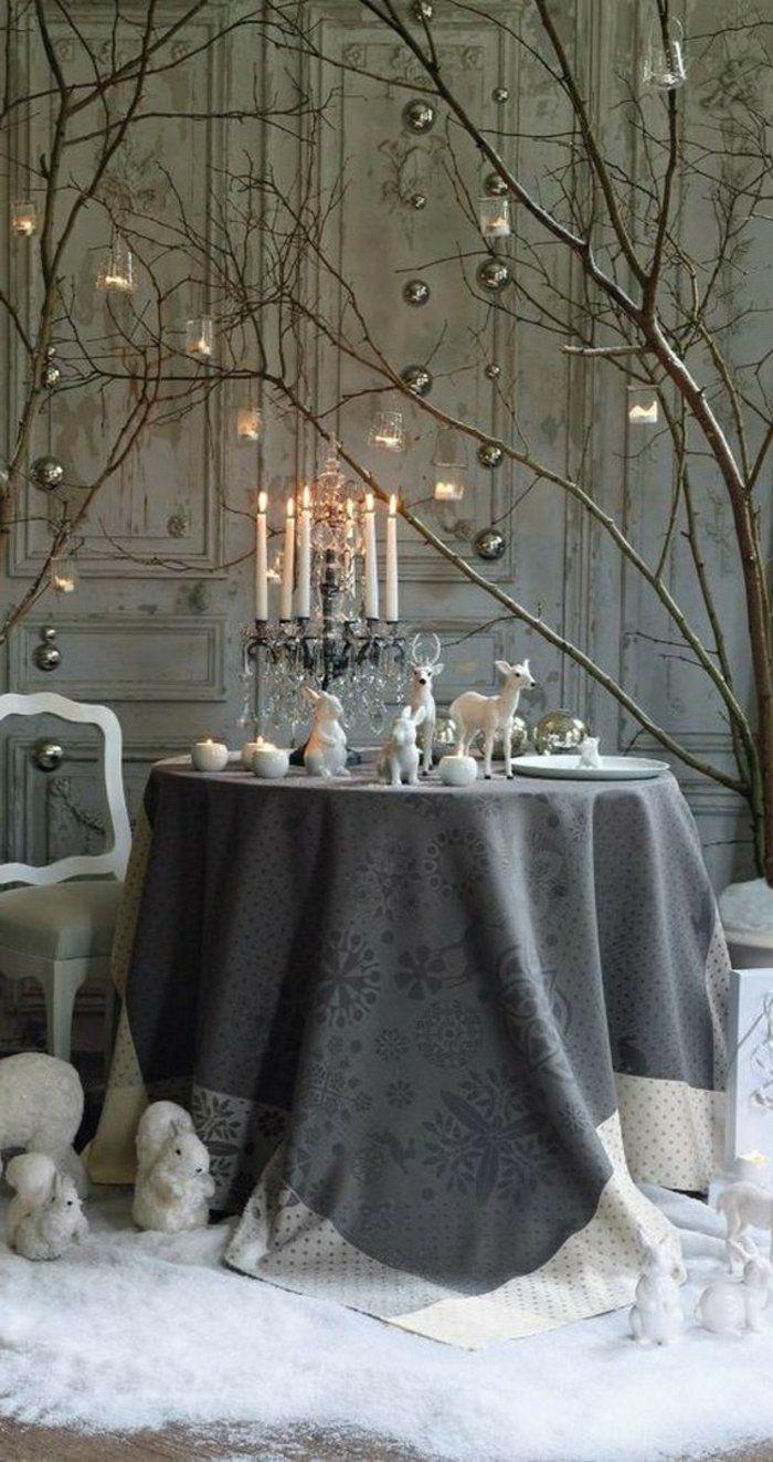 die besten 25 silberner weihnachtsbaum ideen auf. Black Bedroom Furniture Sets. Home Design Ideas