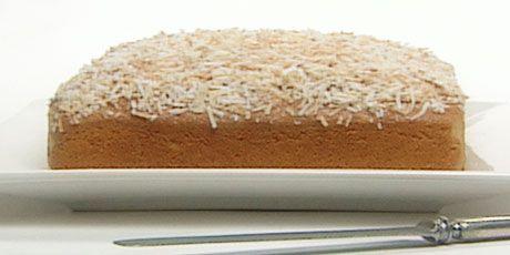 Toasted Coconut Cake - Anna Olson