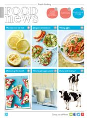 Check out this recipe for Feta cheese and watermelon slices from Co-op Food magazine May/June 2016