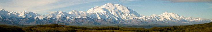 Denali National Park   Click here for more information and reservations   http://alaska4you.com/denali