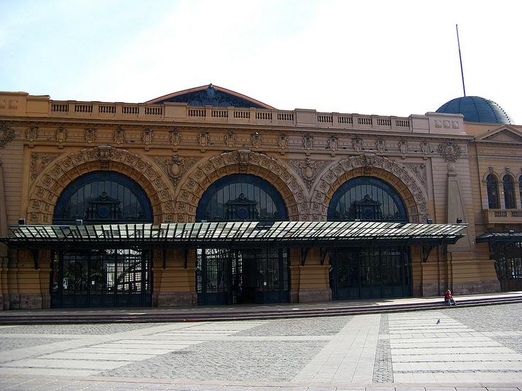 Centro Cultural Estacion Mapocho, Santiago