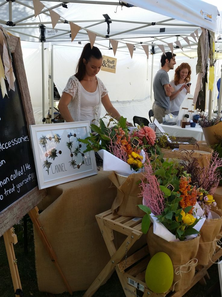 Olive Tree Markets with local Artisans