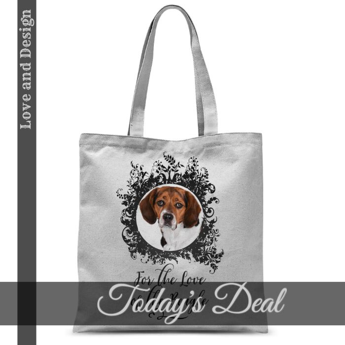 Today Only! 10% OFF this item.  Follow us on Pinterest to be the first to see our exciting Daily Deals. Today's Product: Bag Sale - Beagle Tote Bag Buy now: https://small.bz/AAfx4jW #musthave #loveit #instacool #shop #shopping #onlineshopping #instashop #instagood #instafollow #photooftheday #picoftheday #love #OTstores #smallbiz #sale #dailydeal #dealoftheday #todayonly #instadaily