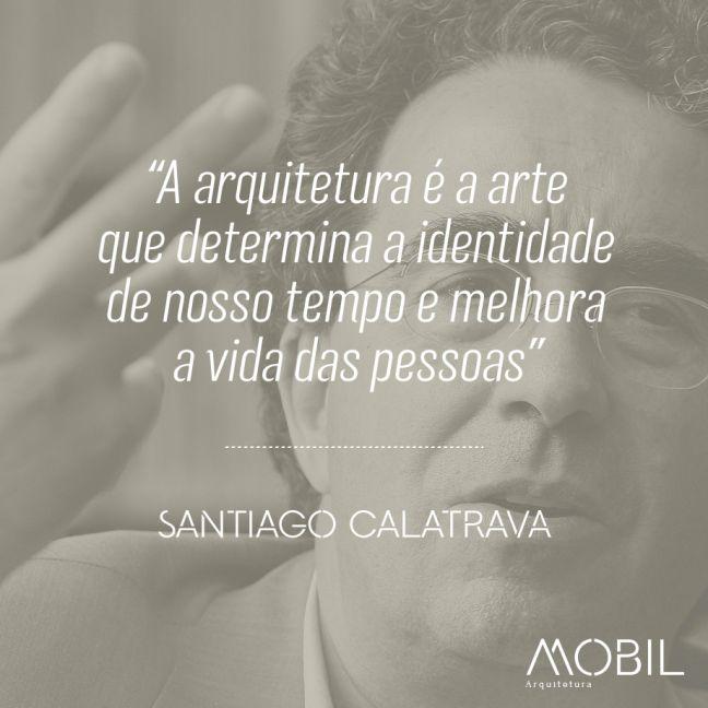 Com a palavra...Calatrava...!!