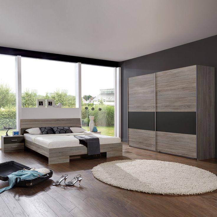 Die Besten 25+ Eiche Schlafzimmermöbel Ideen Auf Pinterest   Schlafzimmer  Komplett Modern