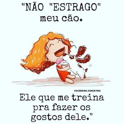 AQUI É ASSIM! rs :) #petmeupet #cachorro #amocachorro
