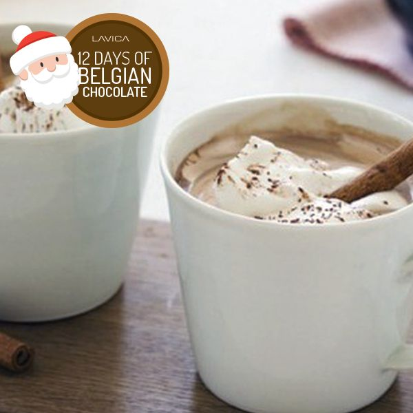 Mexican Spiced Mocha with Belgian Chocolate Espresso