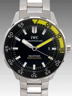IWCスーパーコピー アクアタイマー オートマチック2000IW356801      商品番号:IW356801