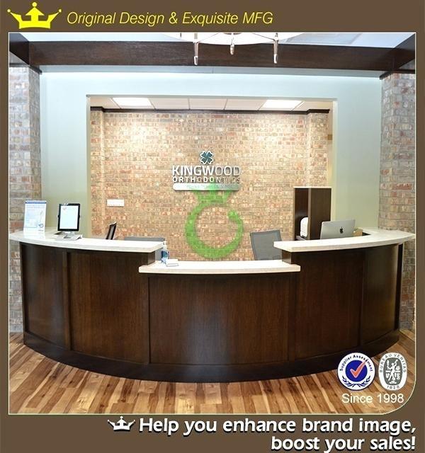 Modern Hotel Reception Desk Custom Modern Hotel Reception Desk Design With Colorful Light Modern Hotel F Hotel Reception Desk Front Desk Design Hotel Reception