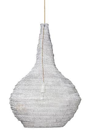 Marmoset Found Beehive Wire Pendant