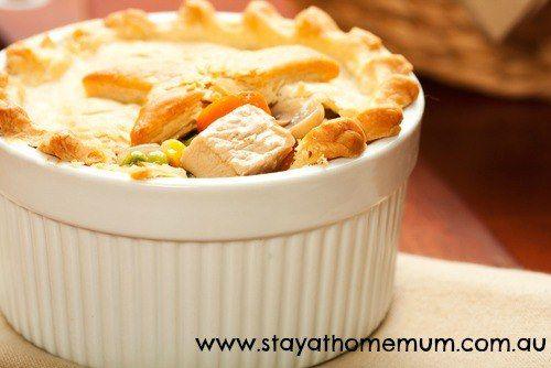 Chicken Pot Pie   Stay at Home Mum