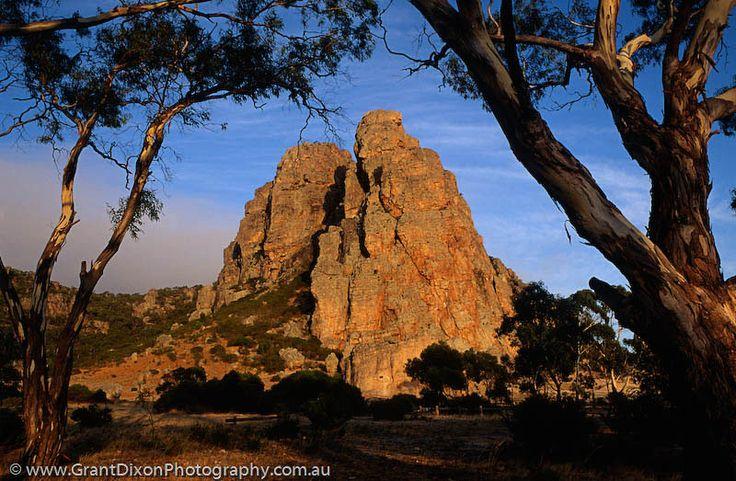 Mount Arapiles, Australia   Mt Arapiles sunrise